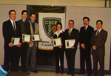 Ce 8700 Project Course Awards Presentations