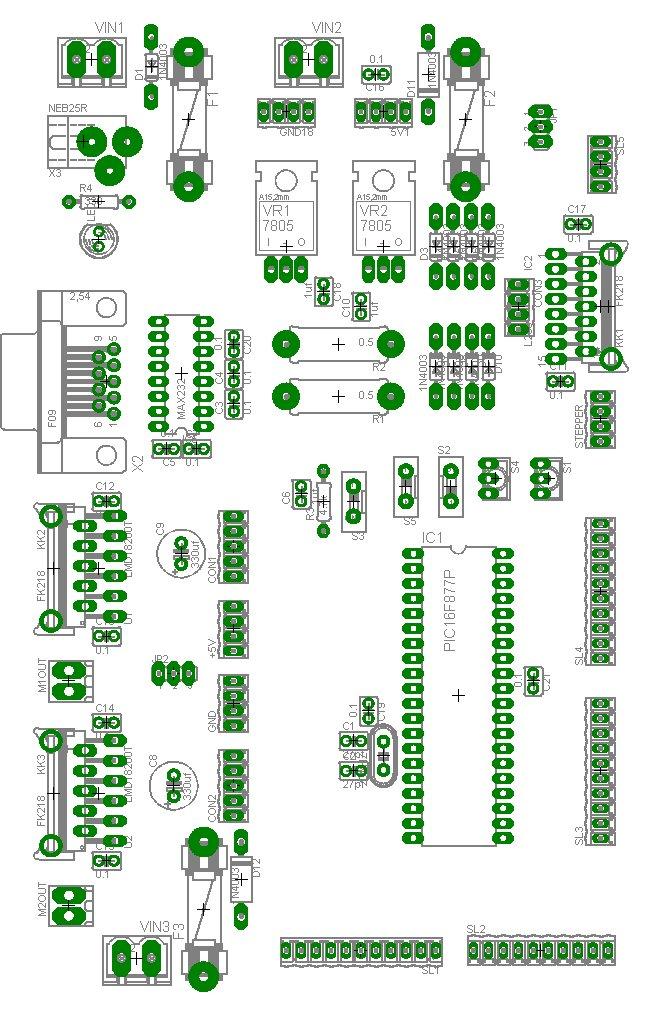 6806 project kit